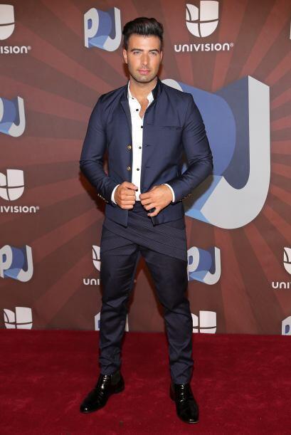 En Premios Juventud 2014.
