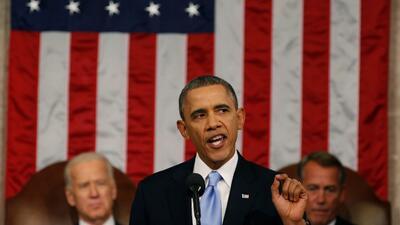 """Obama: """"Logremos la reforma migratoria este año"""""""