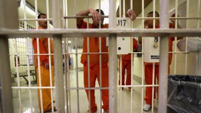 Centro de detención de indocumentados.