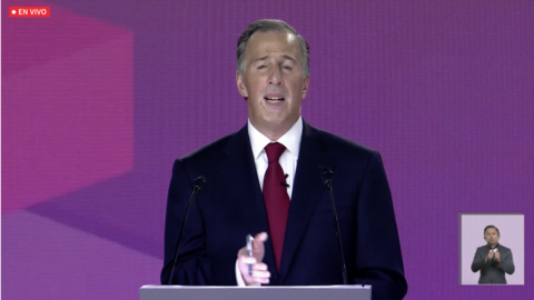 Primer debate presidencial Mexico 2018. Minuto a minuto con: Ricardo Ana...