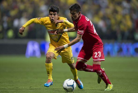 En esas semifinales las Águilas se medirían a los Diablos de Toluca quie...