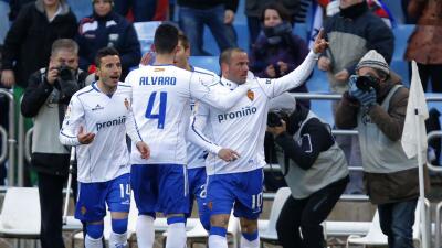 Real Zaragoza (Foto Archivo)
