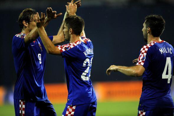 Otro juego muy atractivo del sector H será el que sostengan Bulgaria con...