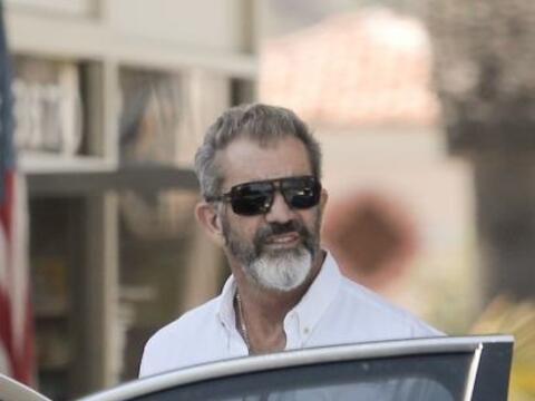 Mel Gibson decidió dejar a un lado sus problemas para disfrutar d...