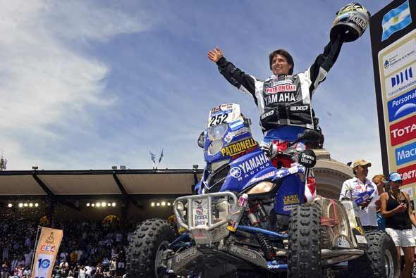 Patronelli es hermano mayor del vencedor del año pasado, por lo que el t...