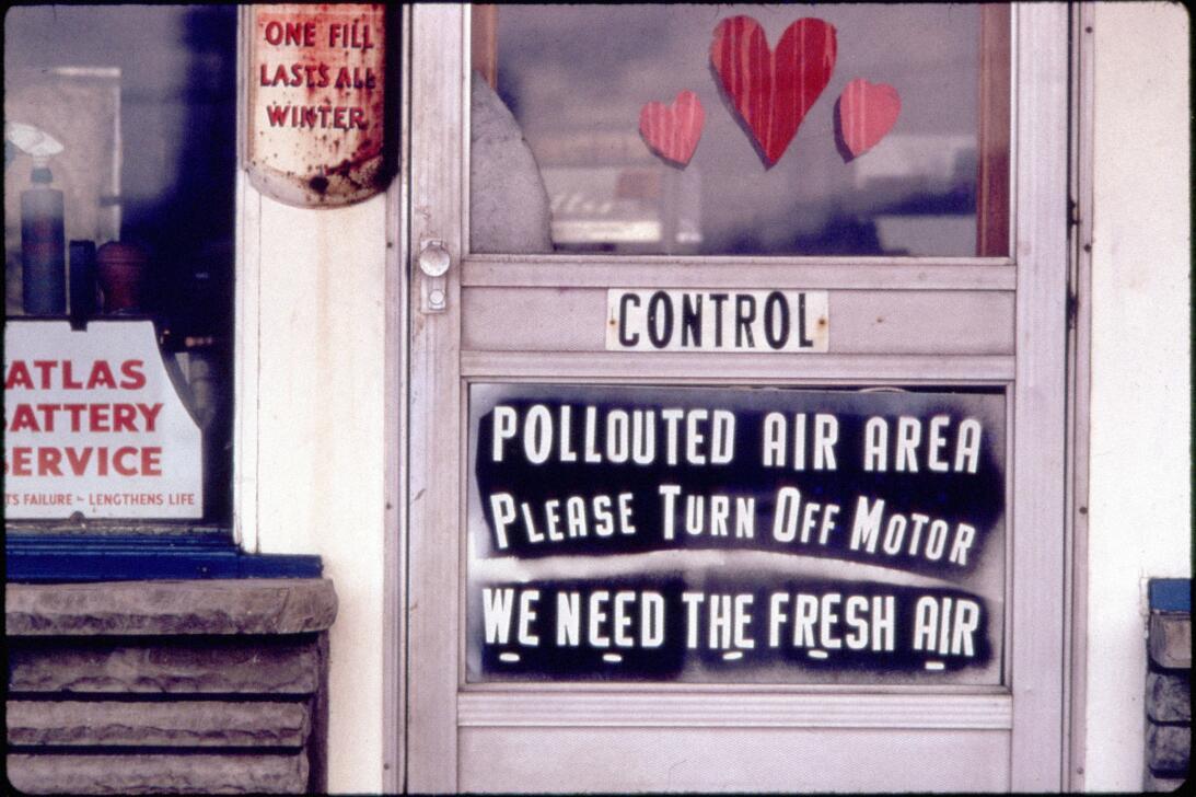 Contaminación EEUU
