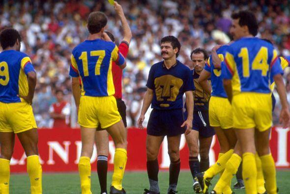 """Ricardo """"Tuca"""" Ferretti es una institución dentro del equipo. Mediocampi..."""
