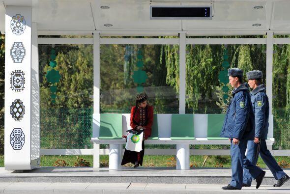 Turkmenistán. La situación en este país de 5.1 millones de habitantes no...