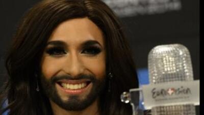 El pasado fin de semana Conchita Wurst triunfó como la ganadora del Fest...