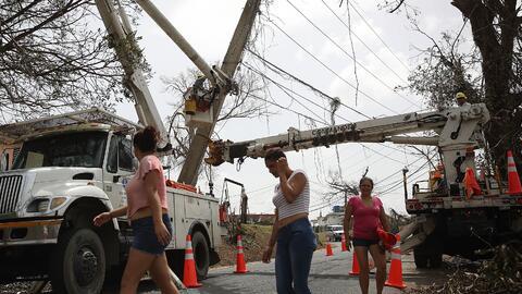 La recuperación de la red energética en Puerto Rico podr&i...