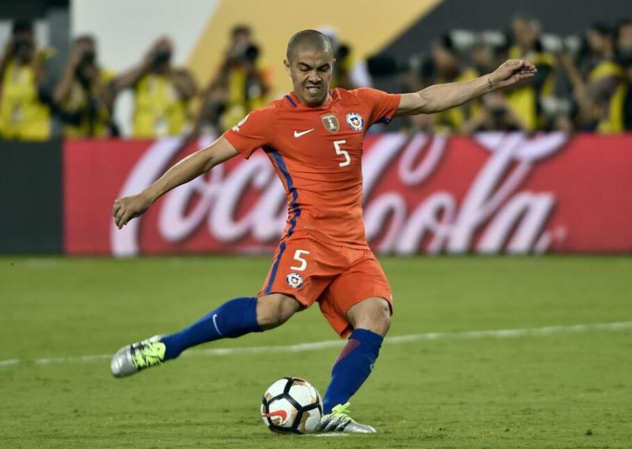 "Francisco ""El Gato"" Silva's penalty kick clinched the match"