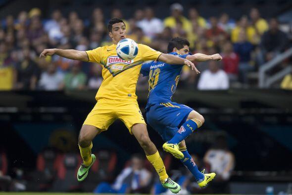 El duelo ante América y Tigres de la Jornada 4 del Apertura 2014 tiene u...