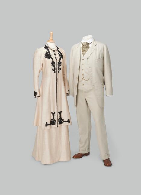 Vestuario Downton Abbey