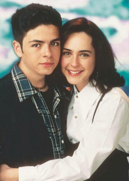 Han pasado tantos años desde que fueron novios que ya no record&a...