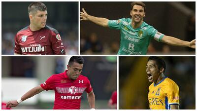 El Top 10 de los jugadores de la fecha 9 del Univision Deportes Fantasy del A2016