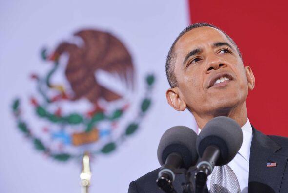 El presidente de EEUU, Barack Obama, dirigió un mensaje a jóvenes estudi...