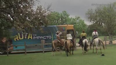 Texas, un destino más de la Ruta de Impacto