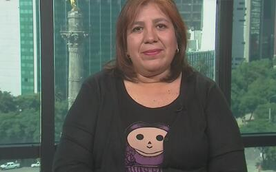"""Es más peligroso ser periodista que narcotraficante en México"": esposa..."