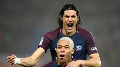 PSG cerró el 2017 con triunfo y como superlíder de la Ligue 1 de Francia