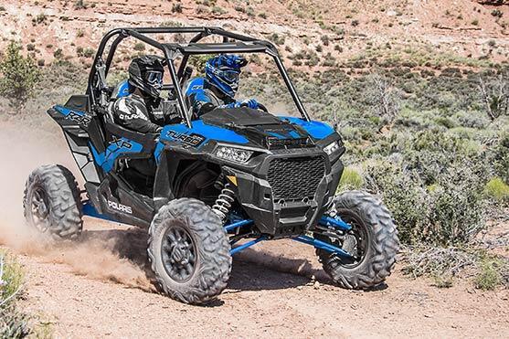 El Polaris RZR lleva un motor Prostar de 1.0 litro de cilindrada, que pr...