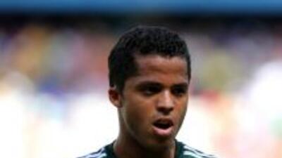 Giovani dos Santos lamentó que las decisiones arbitrales afectaran a Méx...