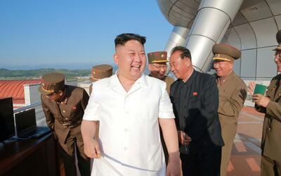 Las tensiones entre EEUU y Corea del Norte han aumentado luego las disti...