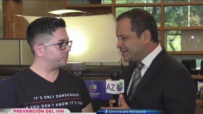 A su lado: prevención del VIH en Arizona