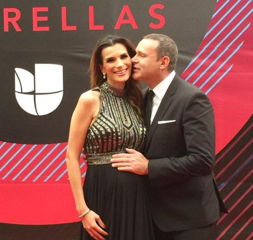 Alan Tacher y su esposa Cristy, segundo embarazo