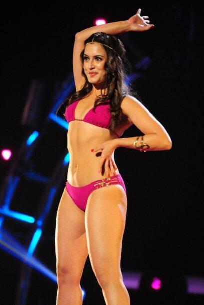 Uno de los mejores momentos de Nuestra Belleza Latina es ver a las chica...