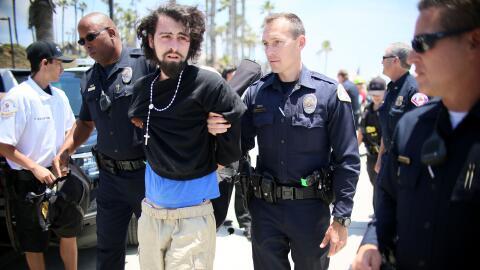 La Policía de San Diego quiso realizar más arrestos relacionados con nar...
