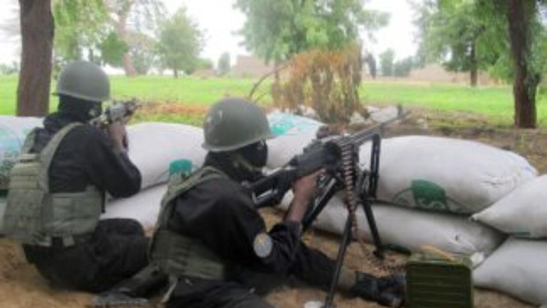 El grupo radical Boko Haram.