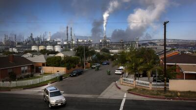 What it's like to live next door to a refinery