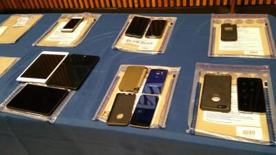 Teléfonos de Apple implicados en delitos