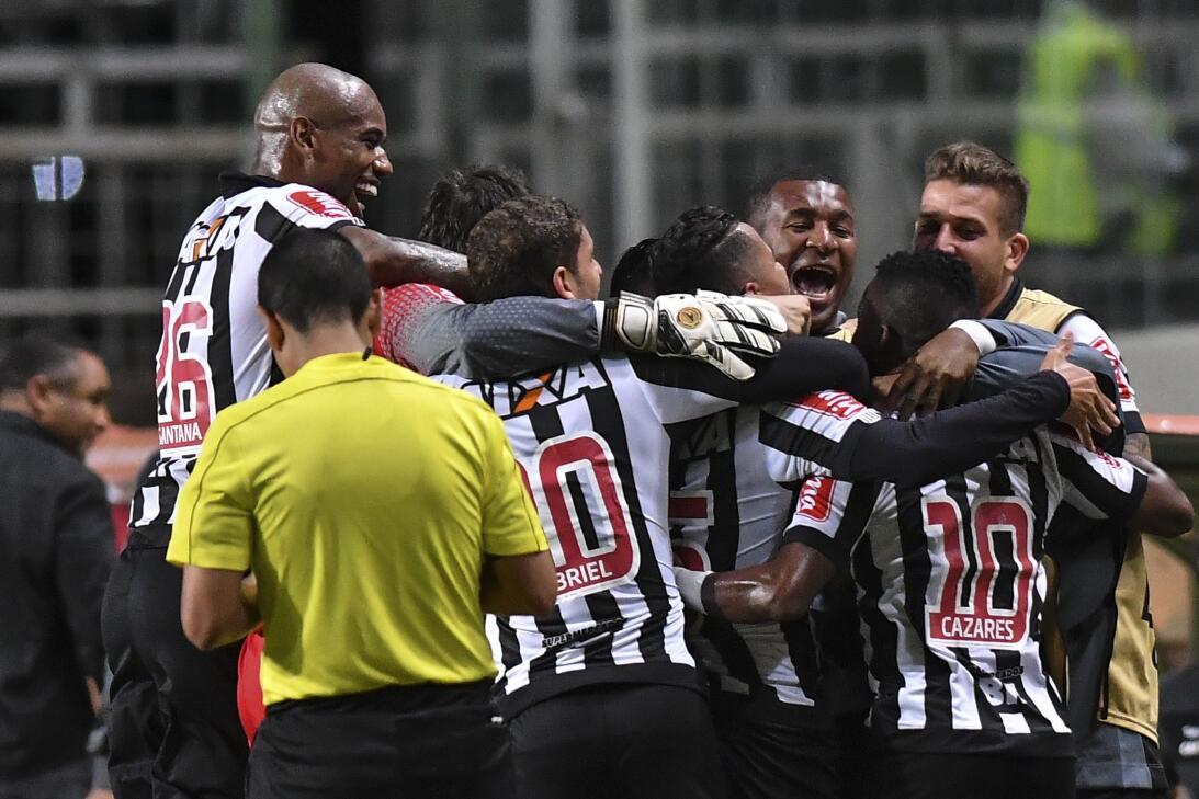7. Atlético Mineiro (Brasil)
