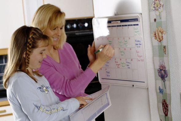 Consigue un calendario ¡bien grande! El portal Today's Parent propone co...