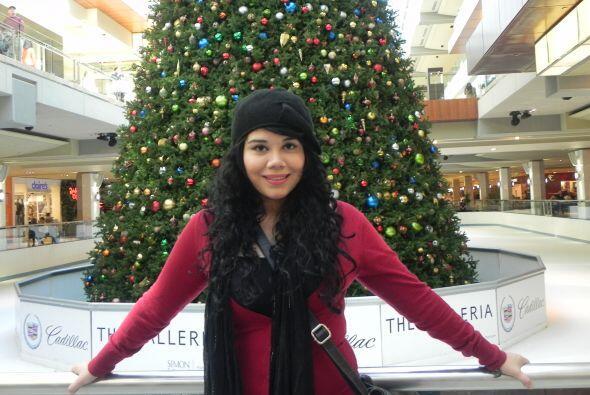 En las navidades Ana acostumbra decorar su casa en compañía de su mamá y...