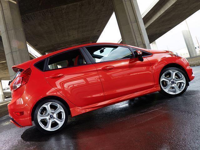 El Ford Fiesta ST tiene como característica que su única transmisión dis...
