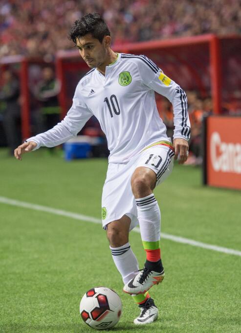 'Chucky' Lozano y 'Tecatito' Corona, los mejores jugadores del Tri
