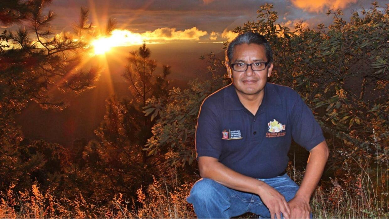 Rufino Domínguez Santos, un activista 'oaxacaliforniano'.