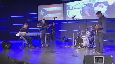 Artistas unen sus voces en concierto benéfico para ayudar a los afectados por el huracán María en Puerto Rico