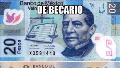Los memes por el nuevo billete de 500 pesos que emitió el Banco de México