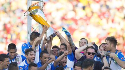 Puebla vs. Monarcas Supercopa MX 2015