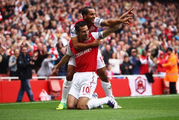 Arsenal confiaba en un triunfo que les diera tranquilidad tras un arranq...
