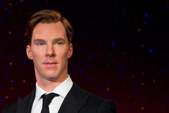 No se emocionen chicas, no se trata del Benedict Cumberbatch de carne y...