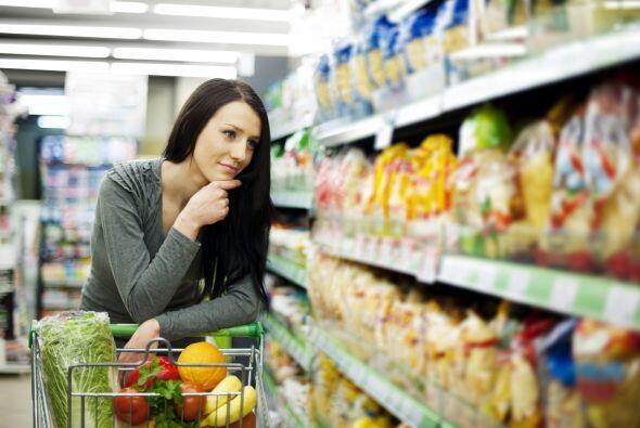 Comprar comida. La próxima vez que vayas a la tienda a comprar comida (e...