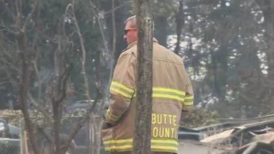 Asciende a 63 el número de muertos por los incendios en California