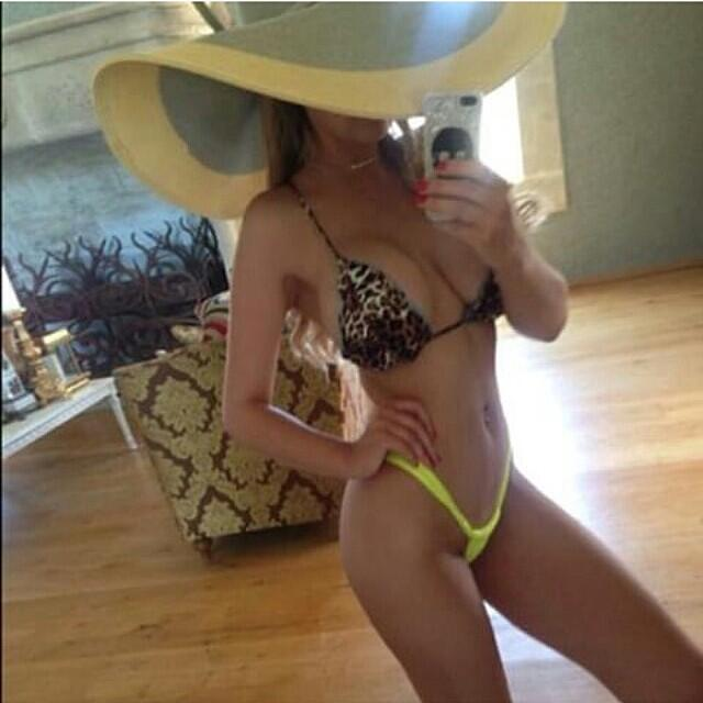 Charlotte Caniggia es una espectacular argentina quien siempre ha mencio...