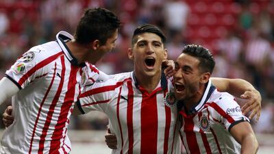 Chivas registra su mejor inicio de temporada en la última década