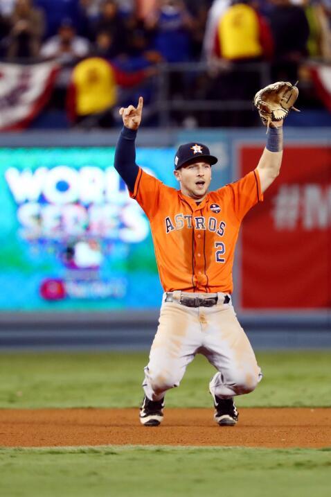 Astros, campeón de la Serie Mundial 2017 | MLB gettyimages-869203978.jpg