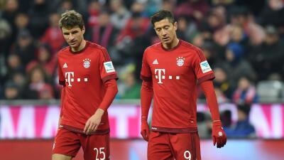 Bayern Munich cae ante Mainz y le abre oportunidad al Borussia Dortmund